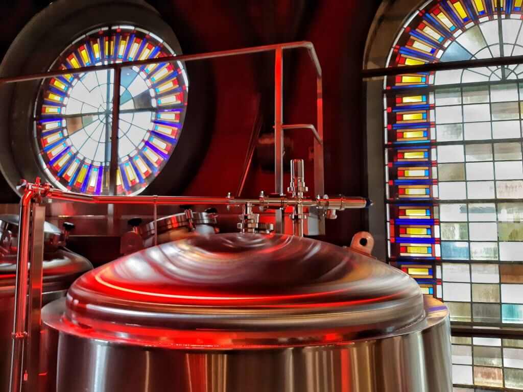 Craft beer Brewery Jopenkerk in Haarlem