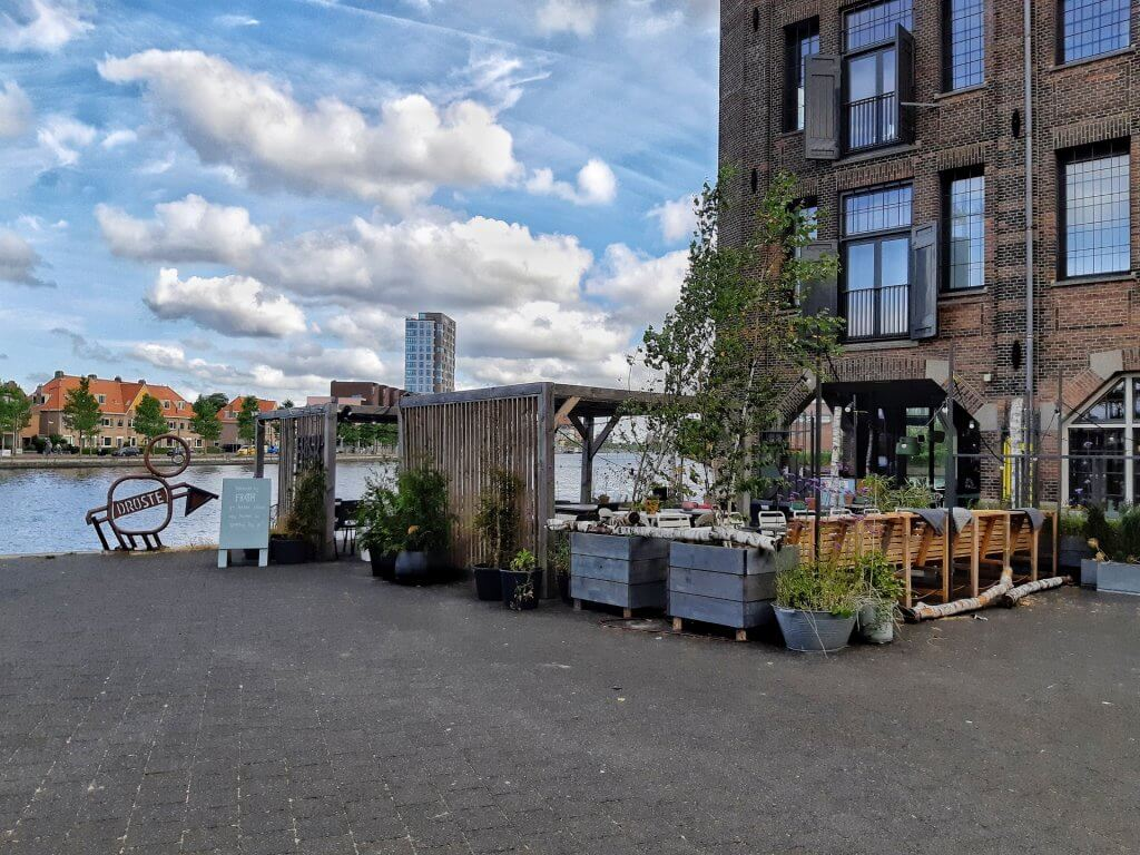 Frisk Nordic Kitchen & Bar in Haarlem