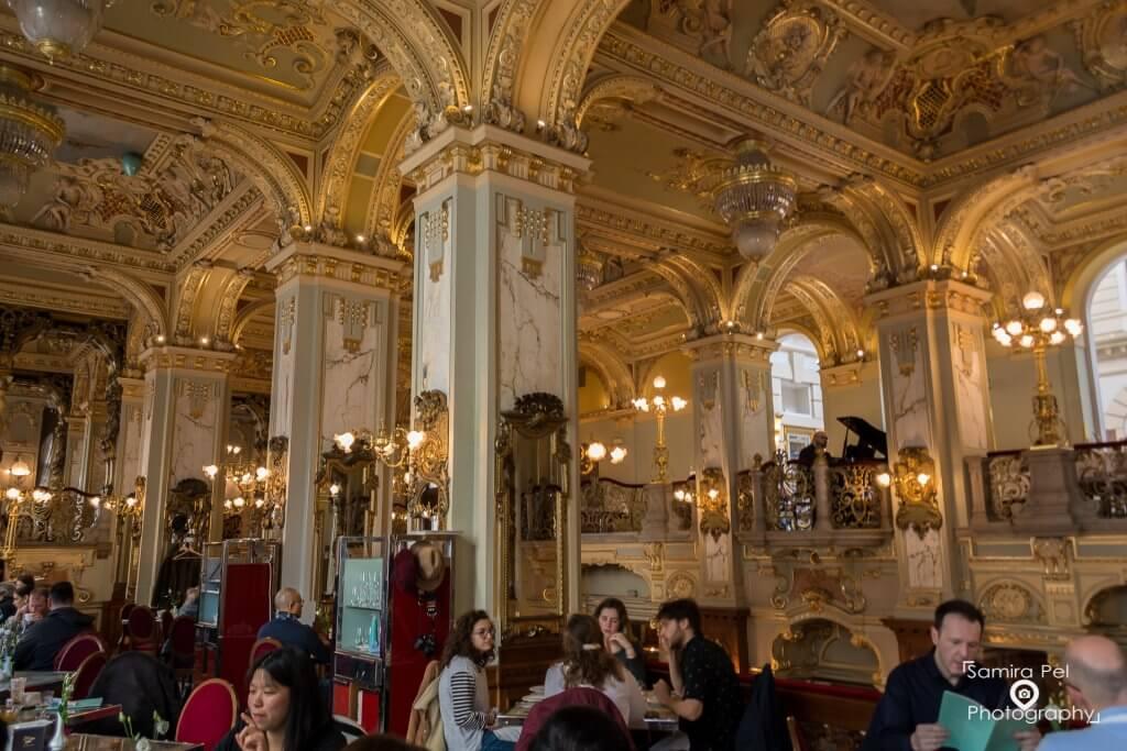 New York Café in Boedapest
