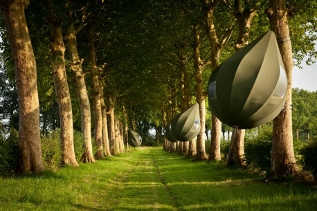 Treetents-Tranendreef by Dré Wapenaar