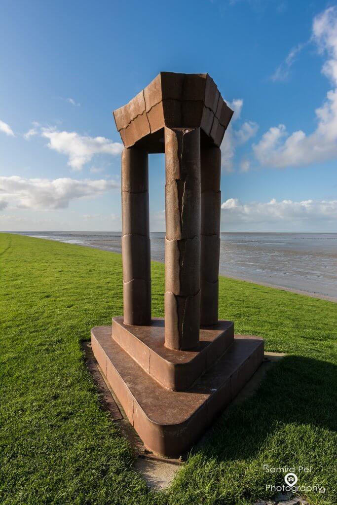 De Hemelpoort van de Noordkaap in Groningen