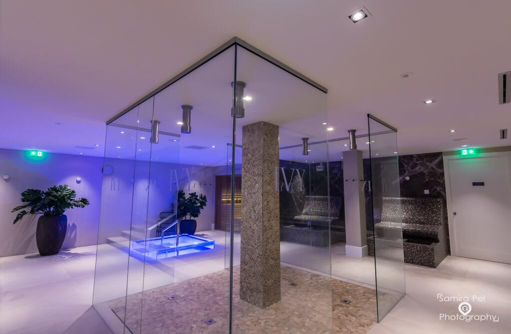 Ivy Boutique Wellness showers in Voorschoten