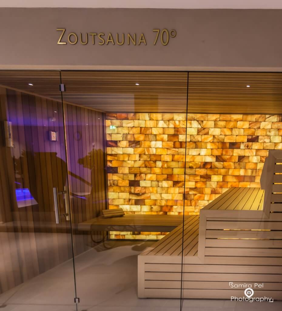 Ivy Boutique Wellness zoutsauna