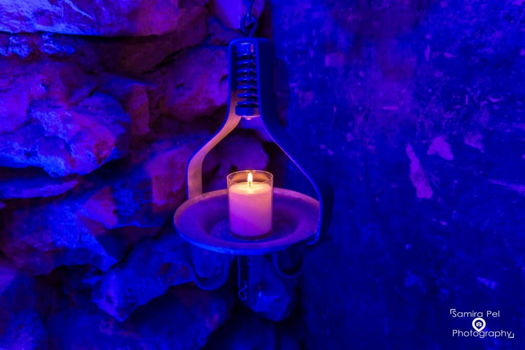 Mood light Daelhemergroeve in Valkenburg aan den Geul