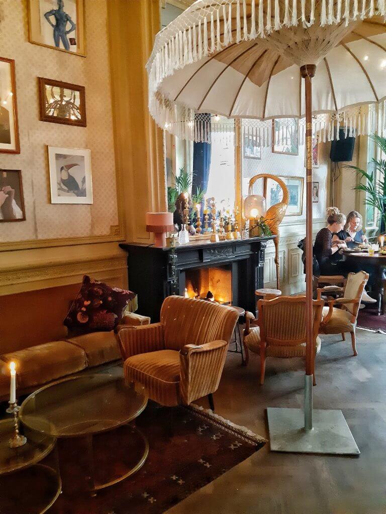 Restaurant Paco Ciao in Leiden