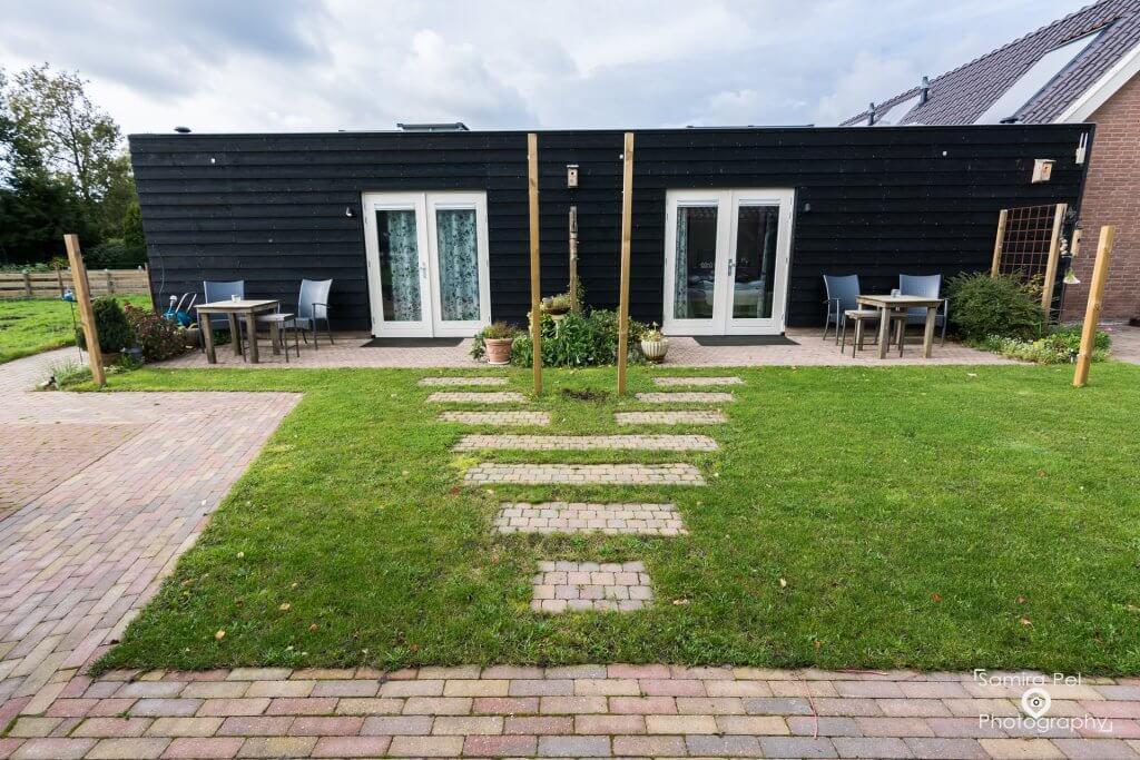 Terrace stars studio's De Ster van Dwingeloo