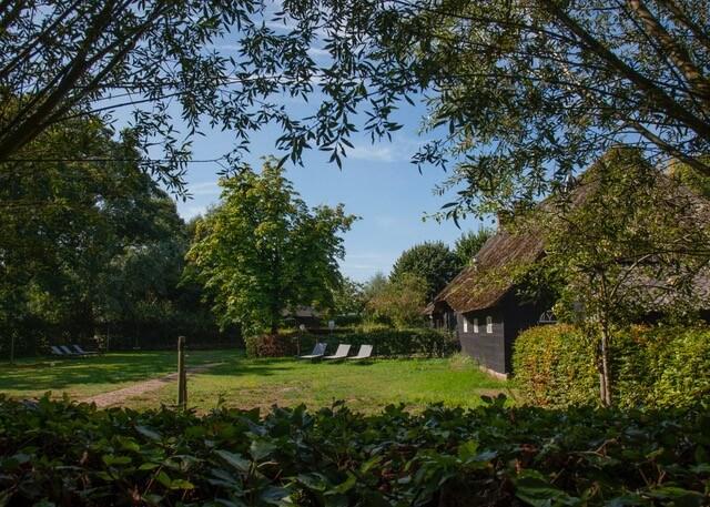 Tuin van Hof van Vijfeijken Conferentieboerderij